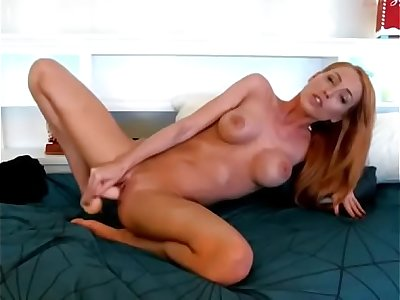 Redhead being very naughty - FREE REGISTER www.cambabesfree.tk